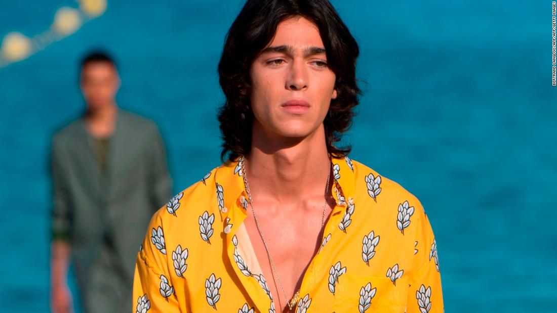 Jacquemus plays tribute to the men of Marseille in his debut menswear collection - CNN Style