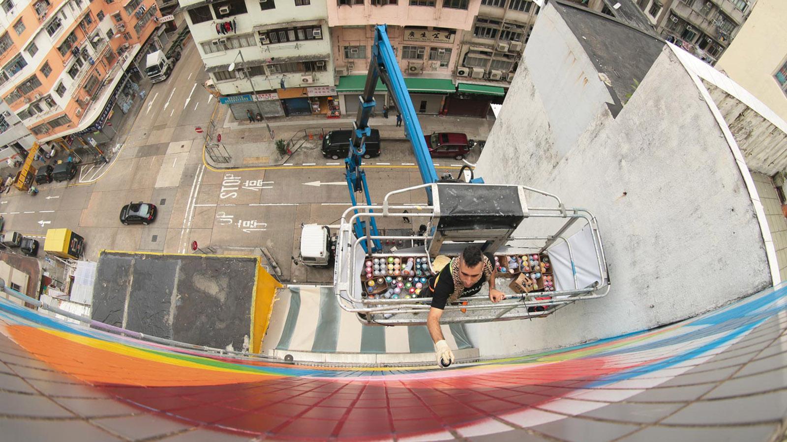 Hong Kong street art: Six unusual tours you can take | CNN Travel