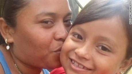 It took this mother 55 days to be reunited with her child