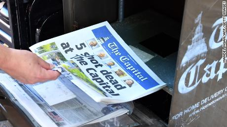 The suspect in the newspaper shooting carried out several years of vendetta against employees