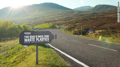 Can plastic roads curb waste epidemic?