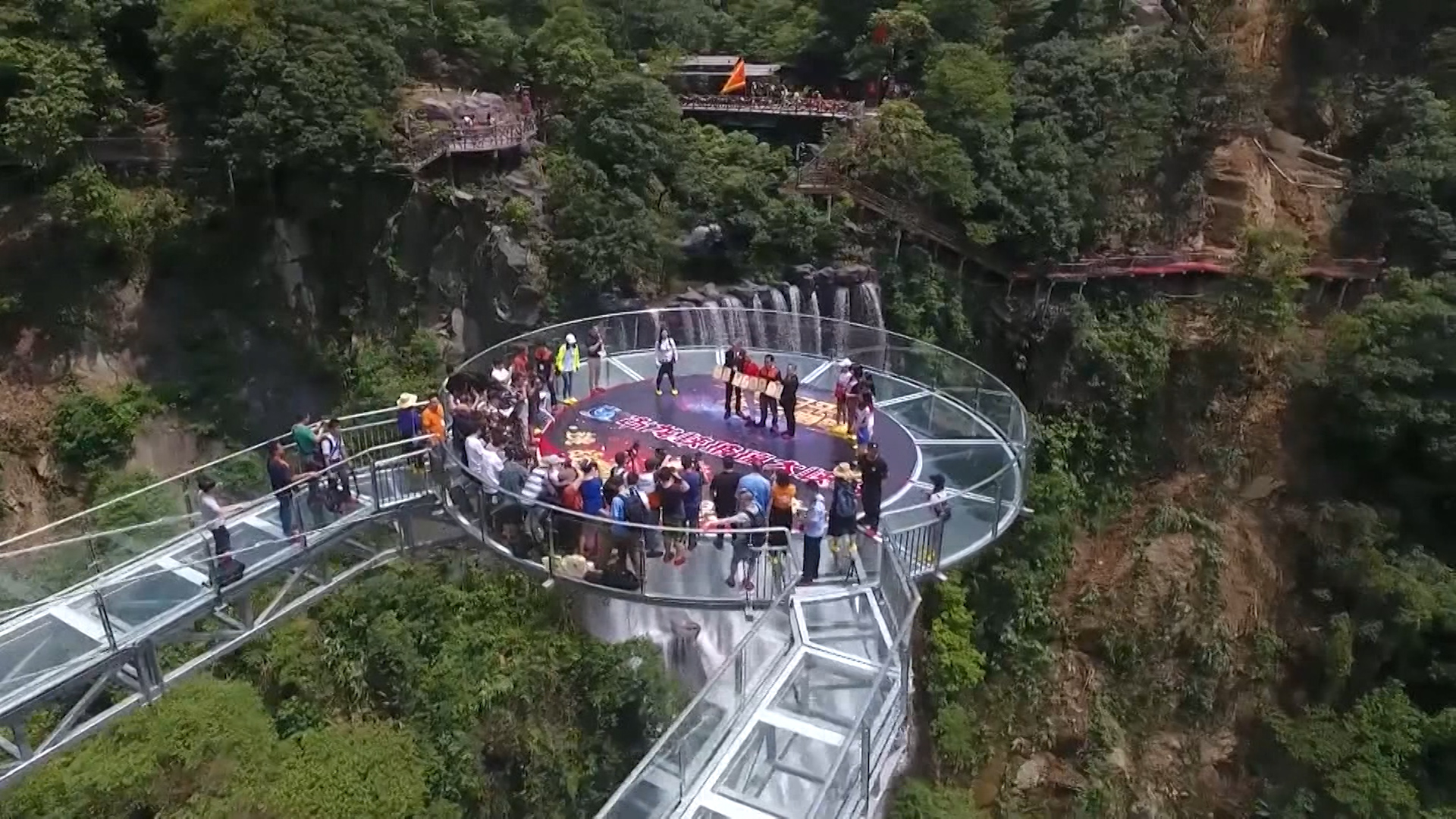 China S Scariest Outdoor Attractions Cnn Travel