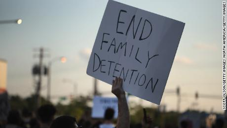 DNA testing being done on separated migrant children and parents, official says