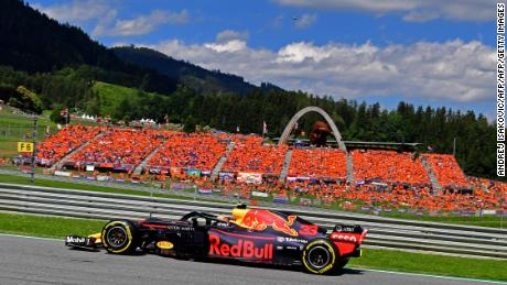 Austrian GP:  Max Verstappen secures home victory for Red Bull