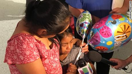 Some immigrant families are being reunited -- but their troubles are far from over