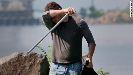 The number of victims due to heat in Canada has increased