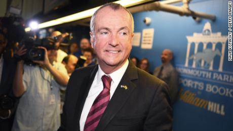 New Jersey governor says he would have shut state down earlier if Trump was honest about coronavirus threat