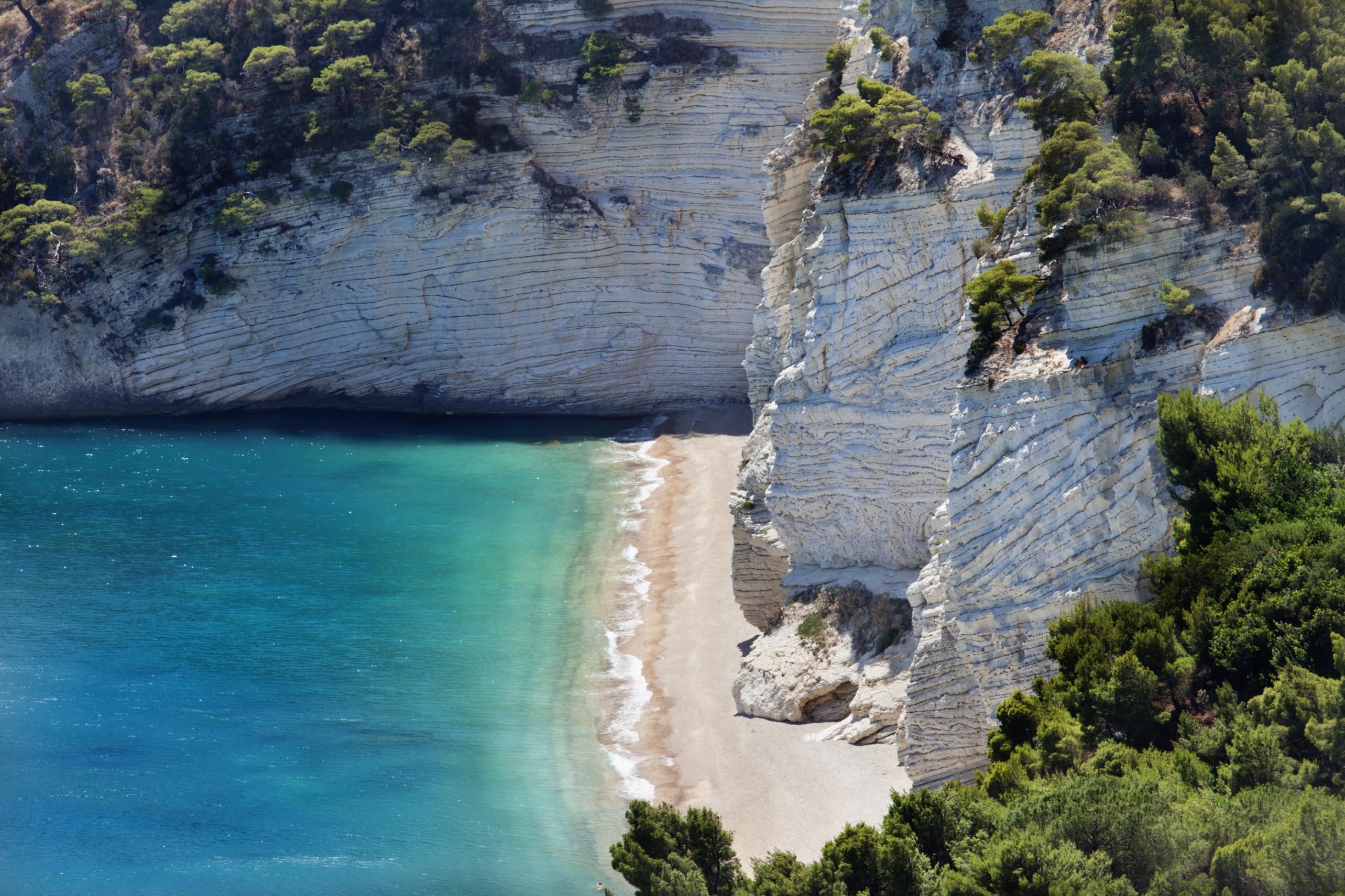 Puglia has some of Italy's top beaches