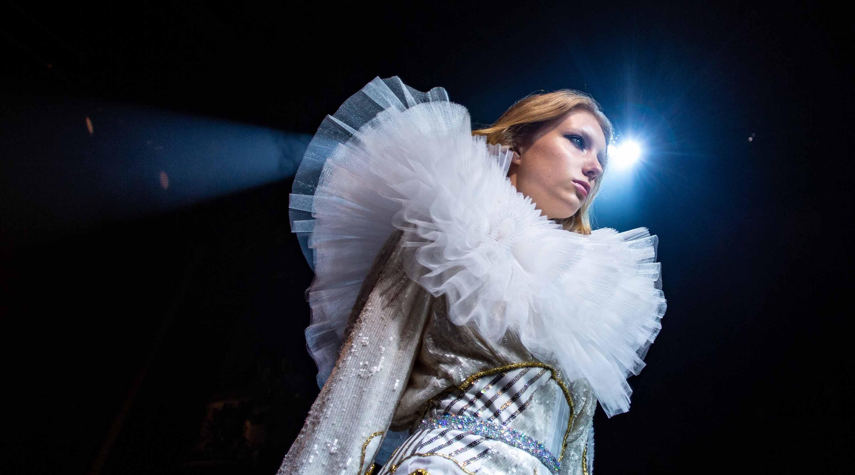 Viktor Rolf Autumn Winter 2018 Haute Couture Behind The Scenes Cnn Style