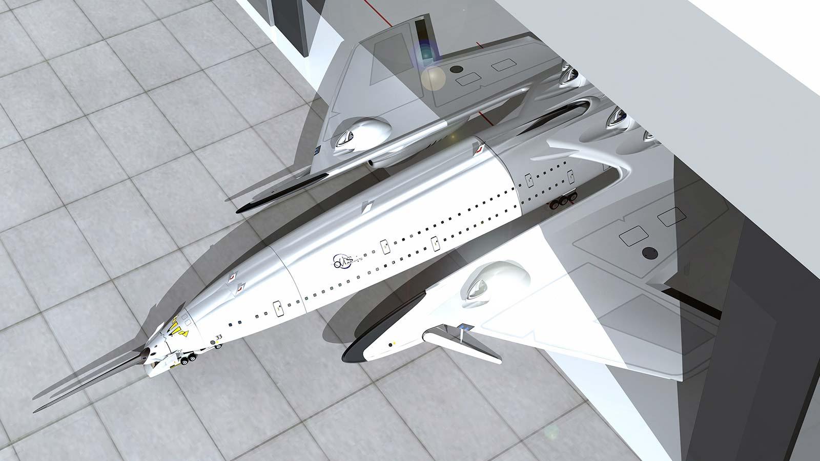 Oscar Viñals on future of flight: Moon tourism, nuclear fusion | CNN