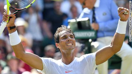 Nadal keeps hold of his status as world No.1