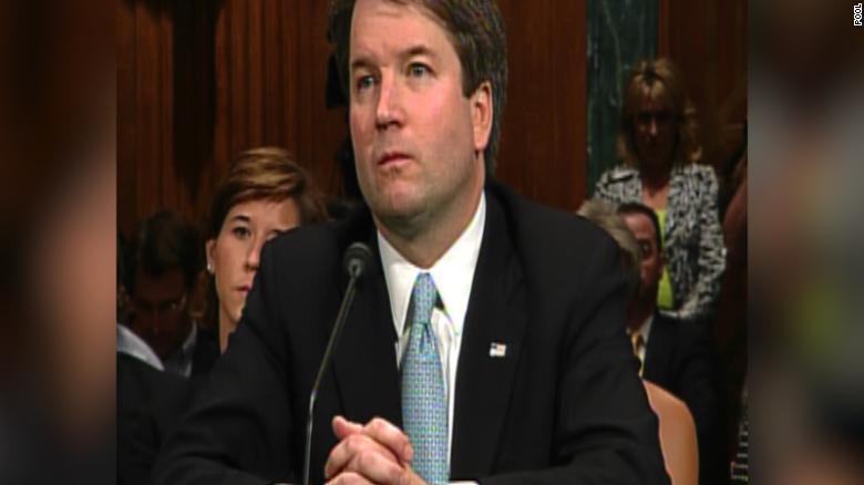 The judicial mindset of Brett Kavanaugh