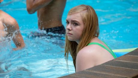 "Elsie Fisher stars in ""Eighth Grade"" from director Bo Burnham."