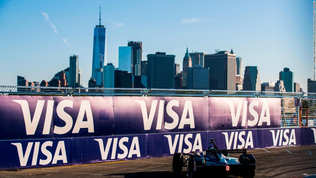 Racing against the iconic Manhattan skyline, Formula E is back in Red Hook, New York this weekend for its season finale.
