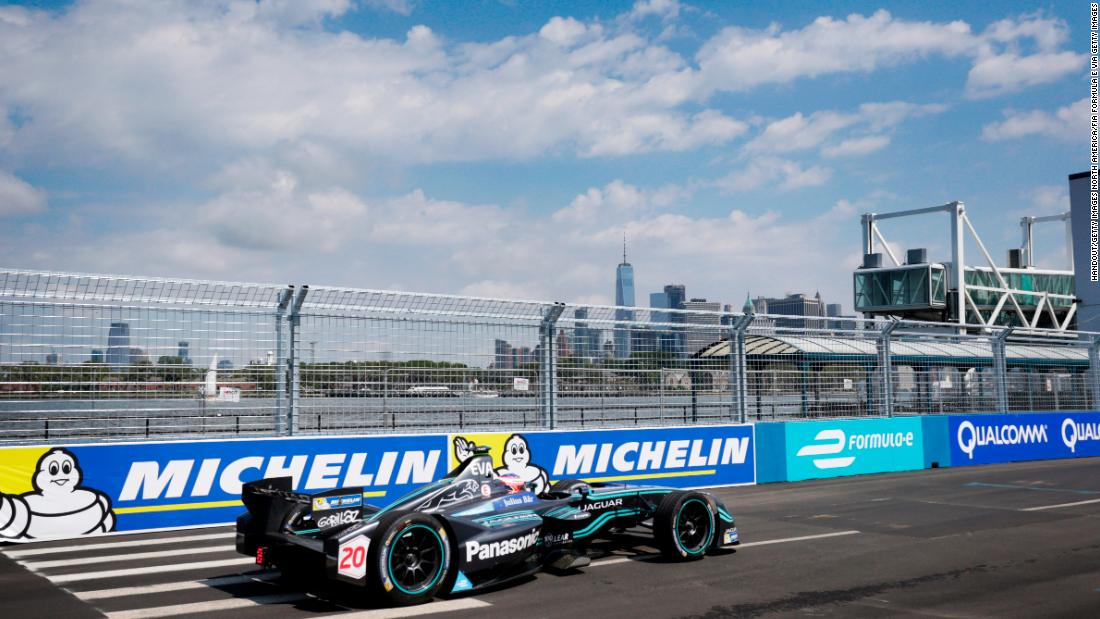The all-electric racing series from Formula E is a world first creating a milestone for The Big Apple.