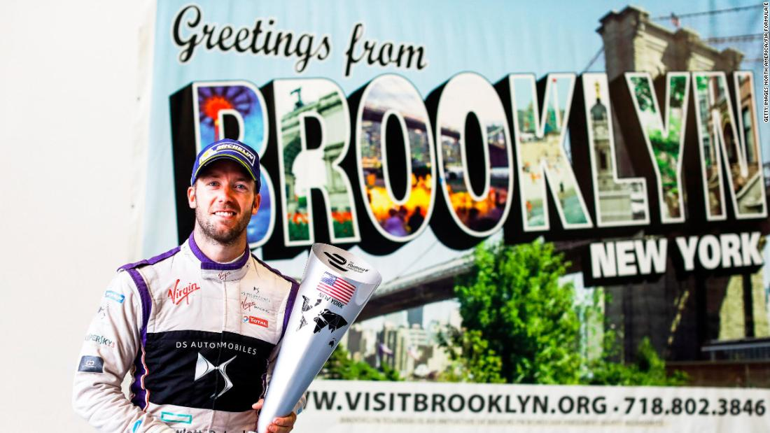Who will be standing on top of the podium in Brooklyn this weekend?