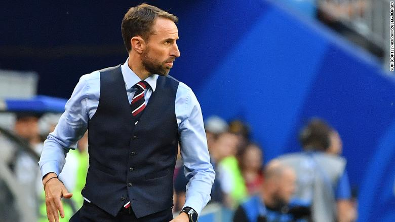 England manager creates spike in waistcoat sales