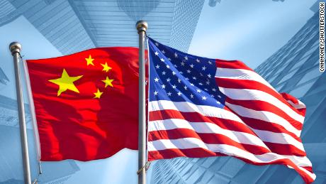 China says can't hold US trade talks with 'knife to the throat'