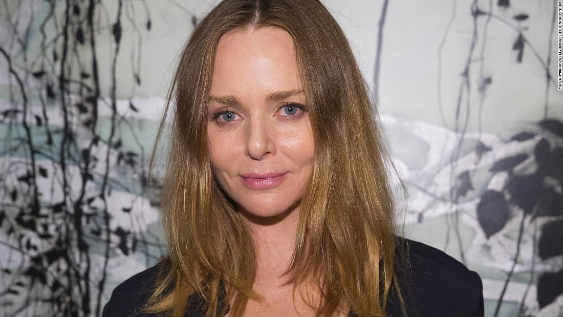 Stella McCartney, Burberry among fashion brands uniting against climate change