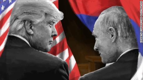 President Trump Sides With Putin At Historic Summit