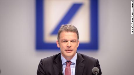 What does a new CEO mean for Germany's biggest bank?