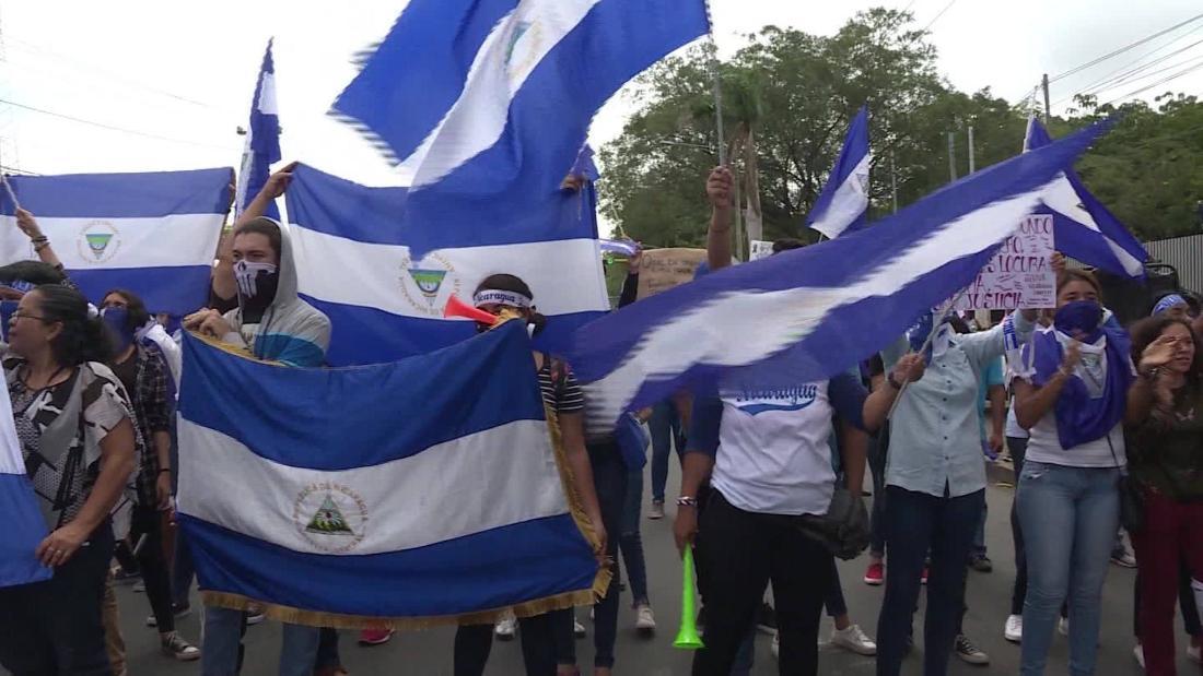 Death toll rising in Nicaraguan crackdown