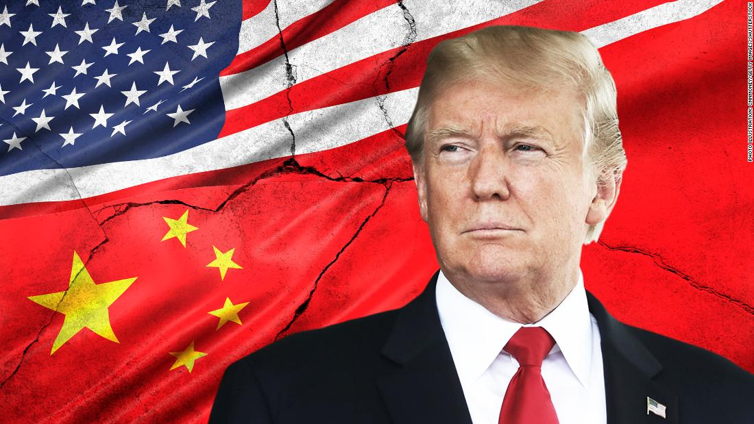 Trump's tariffs could hit $200 billion of Chinese goods this week