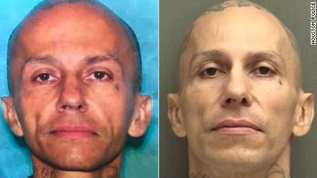 Jose Gilberto Rodriguez a registered sex offender was taken into custody Tuesday morning