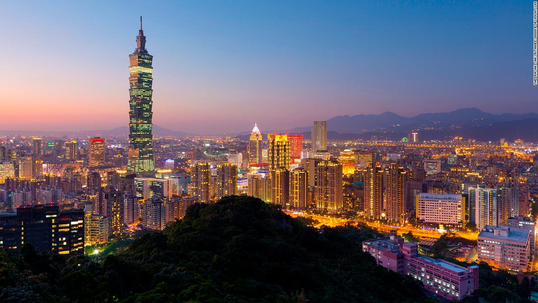 Taiwan's most beautiful places