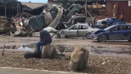 Several Tornadoes Devastate Central Iowa Towns