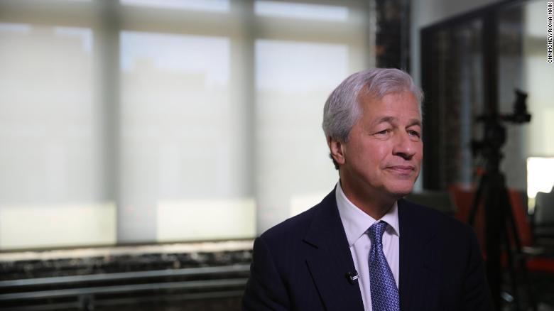 JPMorgan Profits Rise 24% Despite Trading Dip