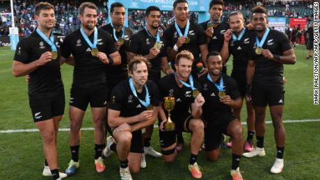 New Zealand Completes RWC Double Jul 22, 2018