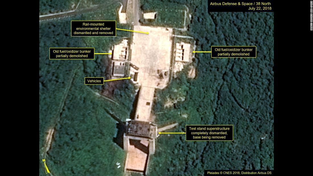 05 Sohae North Korea image
