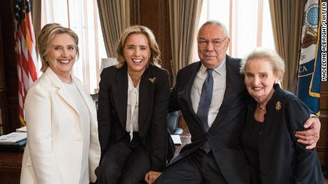 'Madam Secretary' announces Hillary Clinton will guest star in season premiere