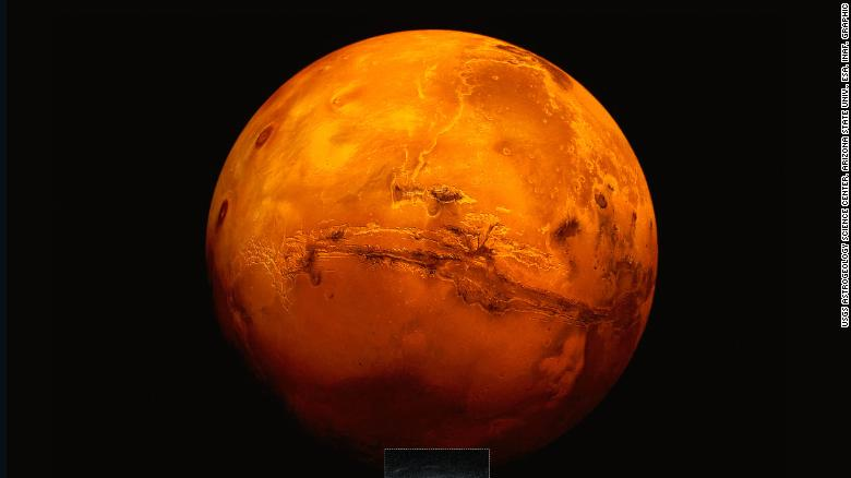 Study claims Mars once had reservoirs of water deep underground