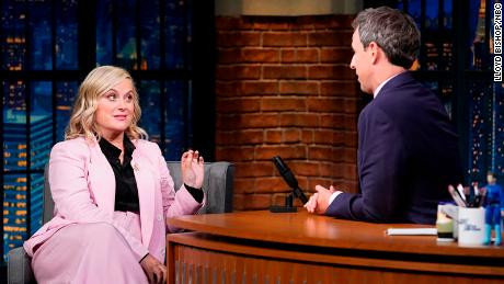 Amy Poehler and Seth Meyers slam James Comey with 'Really!?!'