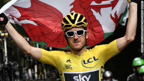 Tour de France 2018:  Geraint Thomas wins to make sporting history