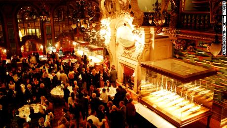 A look inside of the New York Yacht Club, one of the most exclusive in the USA.