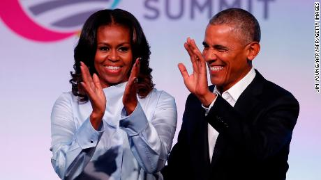 Barack and Michelle Obama announce details of series — Netflix