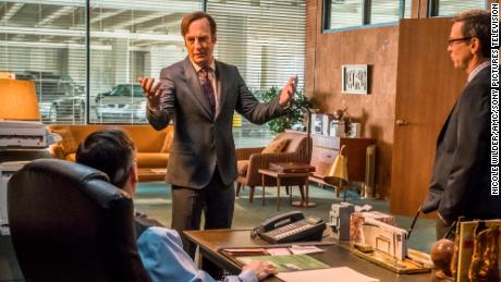Bob Odenkirk in 'Better Call Saul'