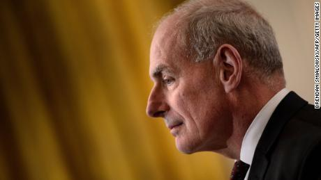 Exclusive: Mueller investigators questioned John Kelly in obstruction probe