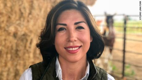 Paulette Jordan would be Idaho's first female governor if she pulled off an upset win in November.