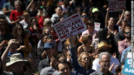 Bernie Sanders: Medicare for all has arrived