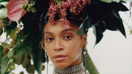 American Vogue reveals September cover starring Beyoncé and it's a first