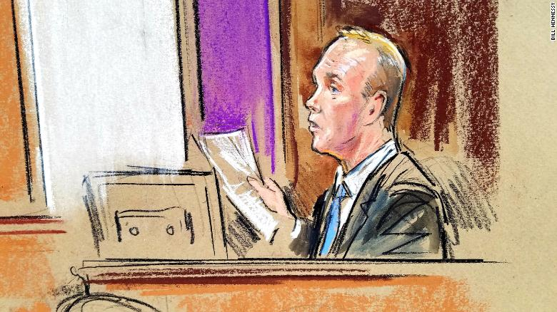 Ex-Manafort Accountant Given the Pink Slip After Testifying