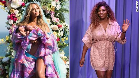 Beyoncé and Serena are changing the narrative for postpartum women