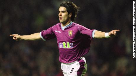Juan Pablo Angel signed for Aston Villa in 2001 but struggled on his arrival