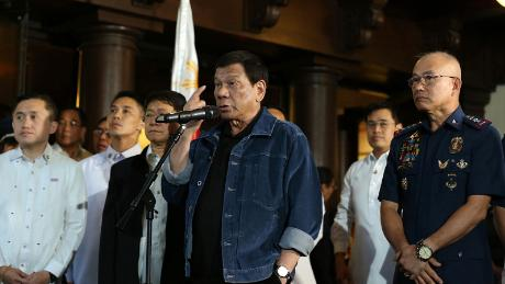 Philippines to cancel Landing's $1.5b casino project - Duterte's spokesman