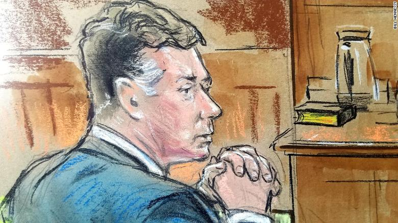 Prosecution rests case in Paul Manafort trial