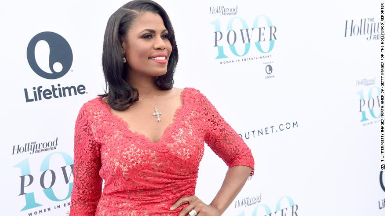 Omarosa Manigault-Newman releases recording of 'Trump phone call'